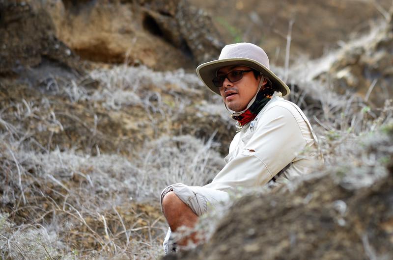 Jose Sanchez, naturalist