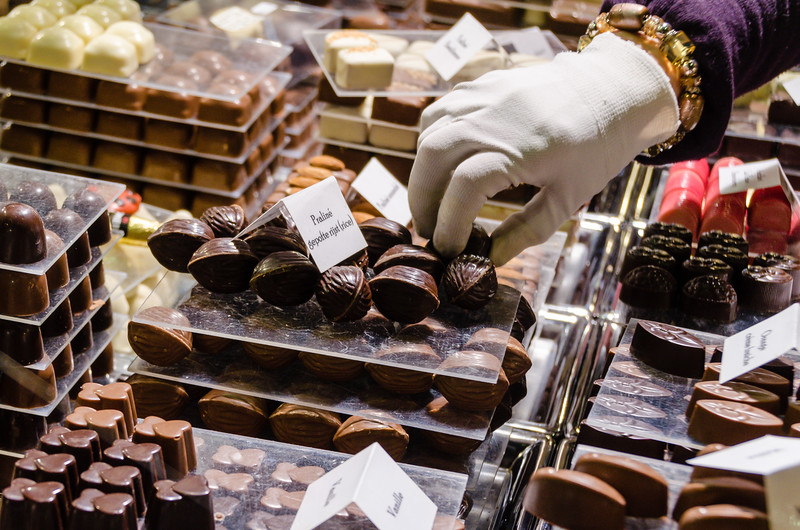Belgian Chocolate?  Simply the Best.