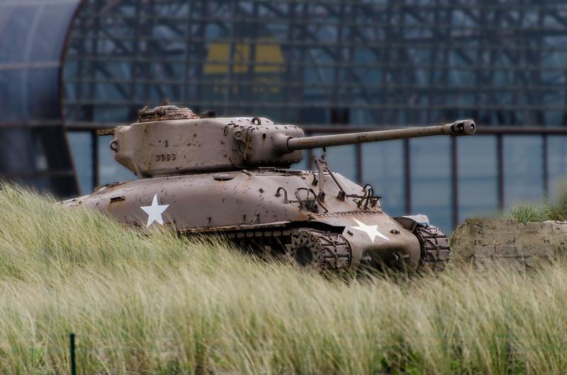 M4A1 (76) Sherman Tank