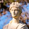 Statue in Halifax Public Gardens