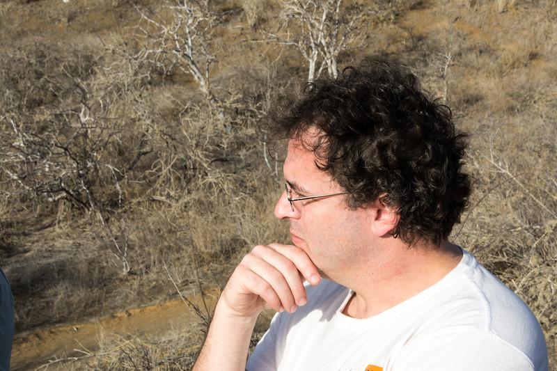 Mark Contemplates