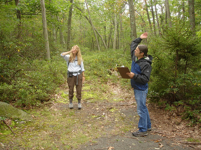 Awosting Trail Assessment 9/22/09