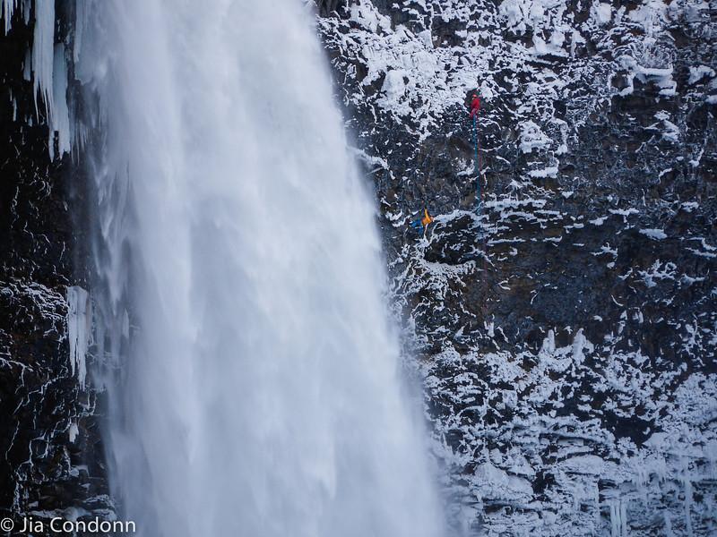 Helmcken Falls, B.C.