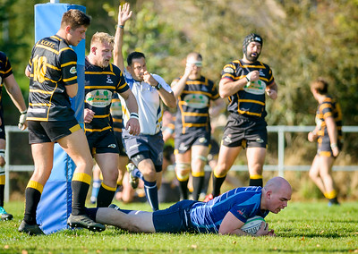 Media Photography for the Rugby Advertiser