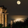 Acropolis Moonlight
