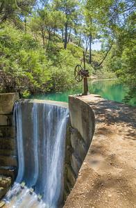 Seven Springs Dam