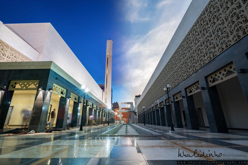King Khalid Bin Abdul Aziz Mosque