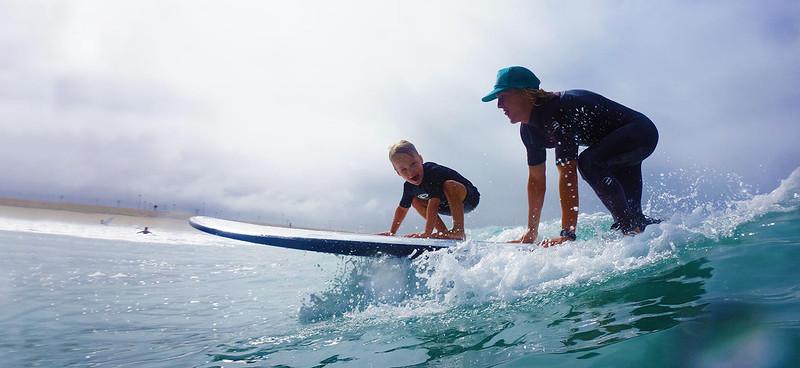 Junior Surf Camp Beach Adventure Corky Carroll Surf School