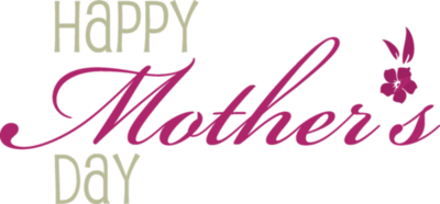 Wordart for Mother's Day Clipart