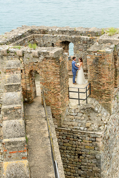 Destination Wedding - Lake Garda, Italy