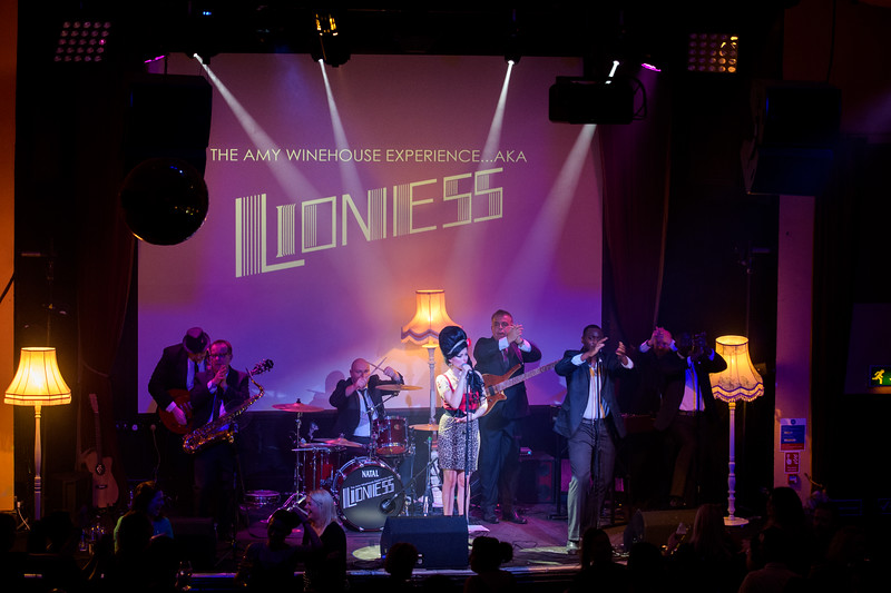 Lioness Tribute Act