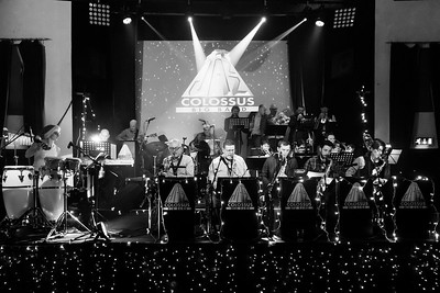 Jazz Colossus Xmas at the Picturedrome