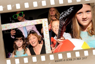 Large group photobooth