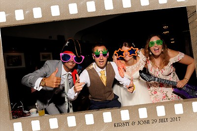 Northamptonshire photo booth hire