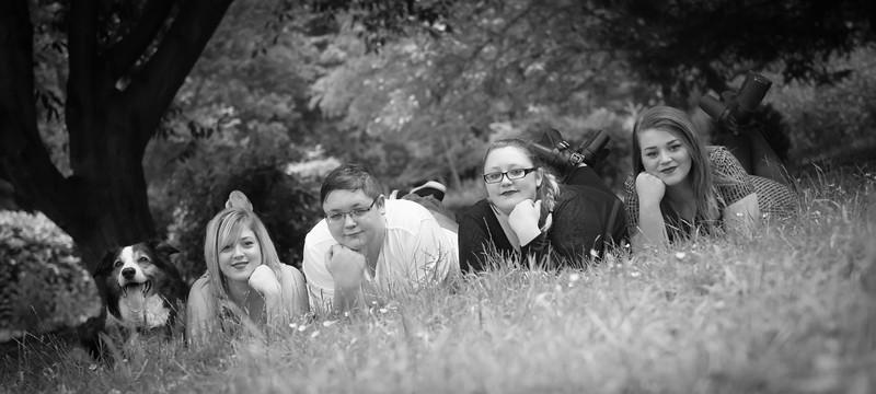 A Family outdoor shoot