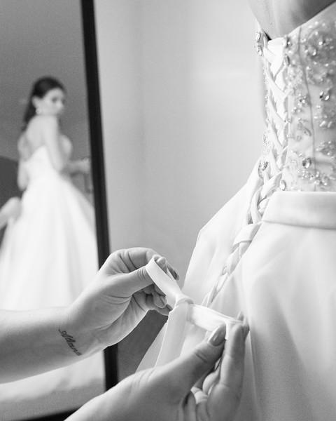 Wedding Preparation at Woburn Abbey