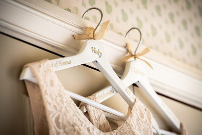 Bridal Preparation Photography
