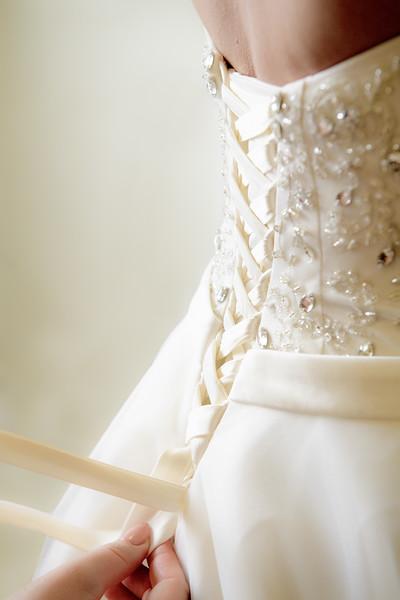 A beautiful dress