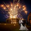 wedding photography portfolio - evening party