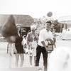 fairground fun at the wedding