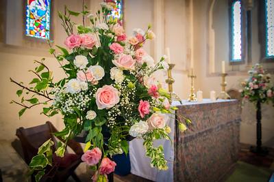 Lovely Church wedding