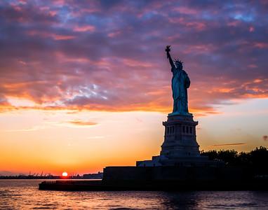 Sun and Liberty