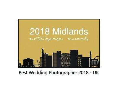 Best Wedding Photographer - UK 2018 & 2019