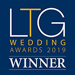 Luxury Tavel Guide wedding photographer of the year 2019 UK