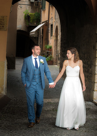 The italian Village wedding
