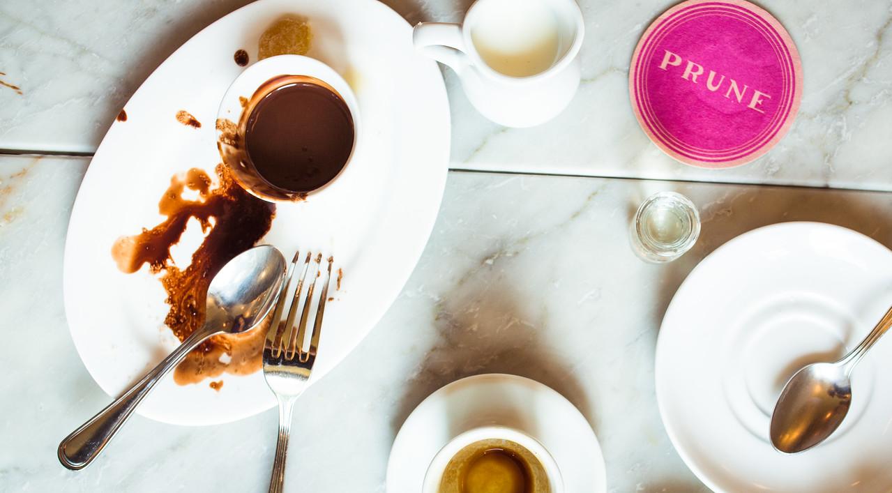 Prune Restaurant in New York City