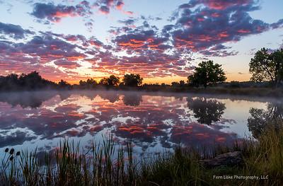 """""""Sunrise in the Mist"""" - Image #C03_6311"""