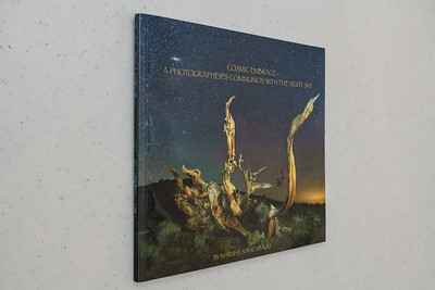 The Book - Cosmic Embrace- A Photographer's Communion With the Night Sky