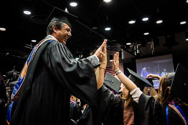 Ron Hall | Graduation Ceremony