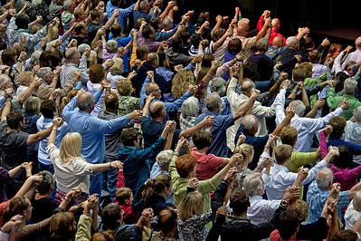 RON HALL | Religious gathering