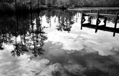 The Black River, Andrews South Carolina