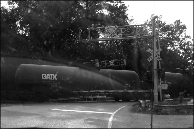 Railroad Crossing, South Carolina