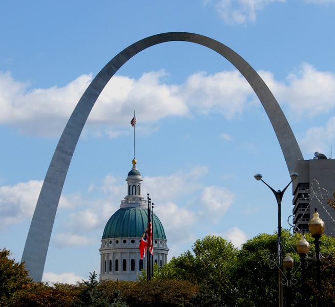 St. Louis -  Gateway Arch