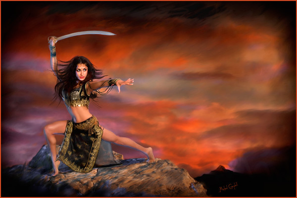Meera-Sword