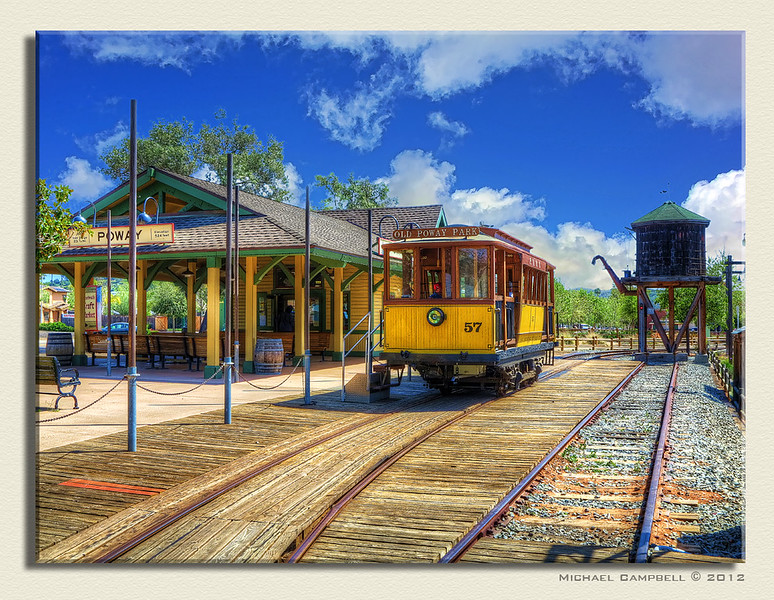 Poway-Train-Clouds-