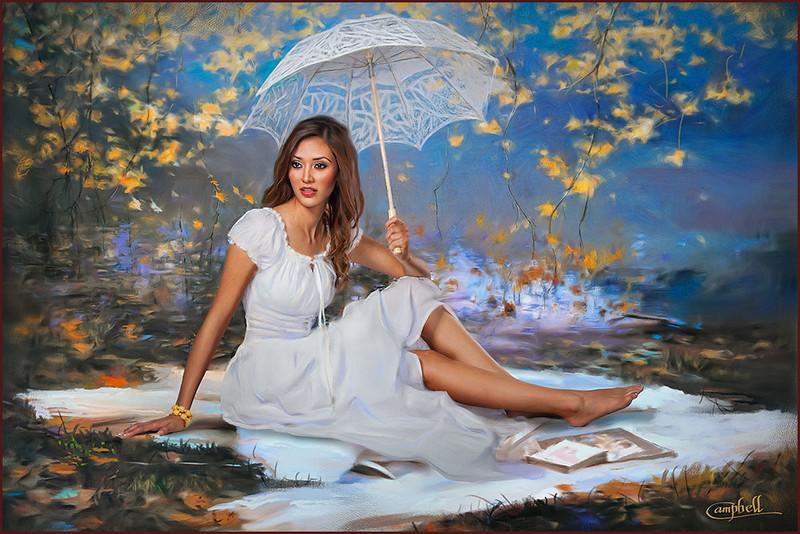 Denisse-pool-paintingy