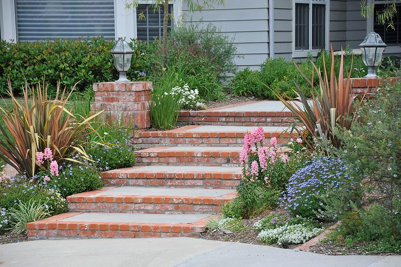 chantemar-garden-steps