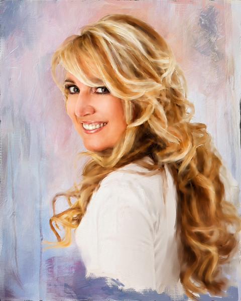 Blond Canvas