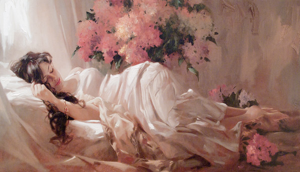 Sleeping-Girl-with-flowers2