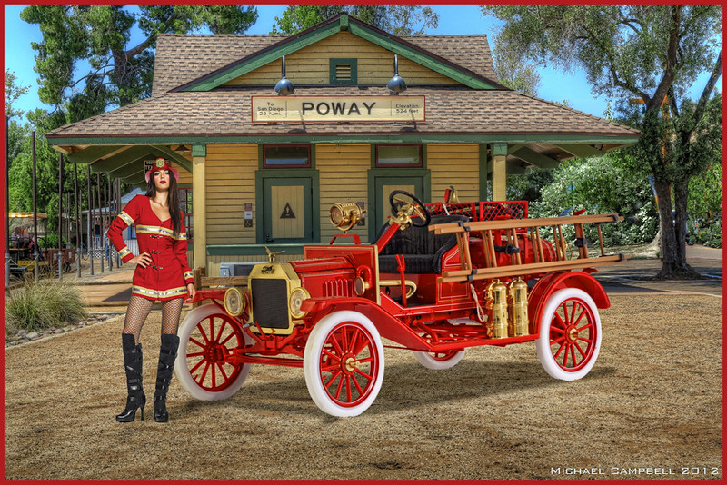 Poway-girl-Fire-engine-flat