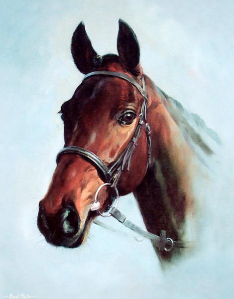 Horse-port