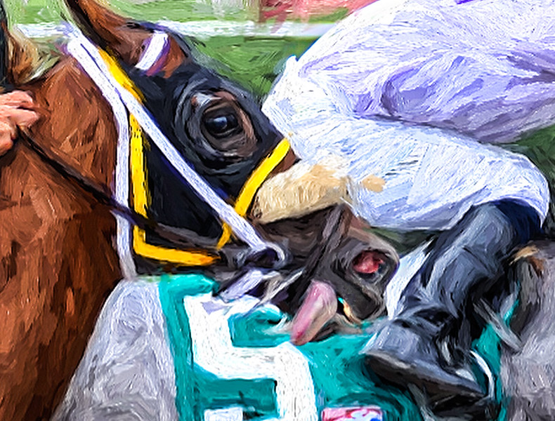 Pacific-Classis-Horse-ddetail