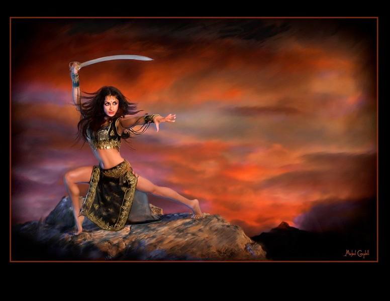 Meera Sword
