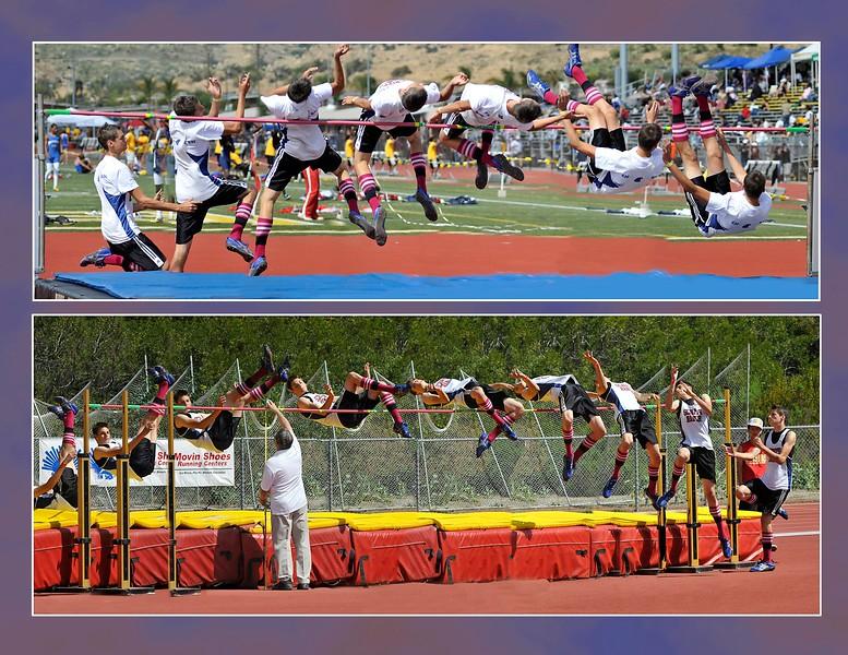 Alex Jump sequence