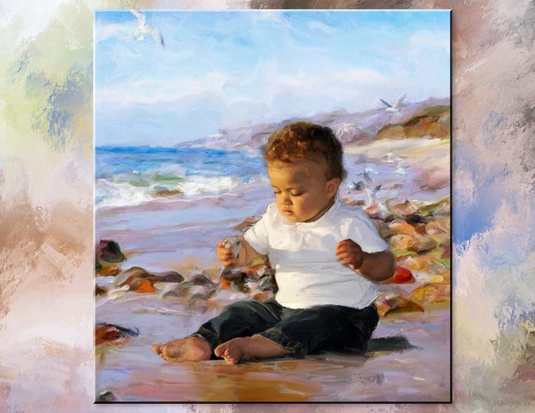 Taylor BABY BEACH