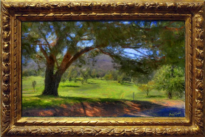 Golf-Course-framed